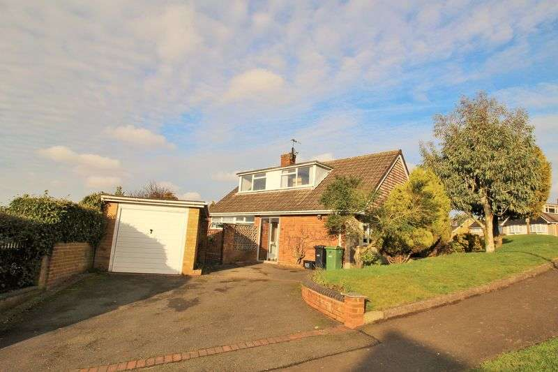 3 Bedrooms Bungalow for sale in Brackendale Way, Stourbridge