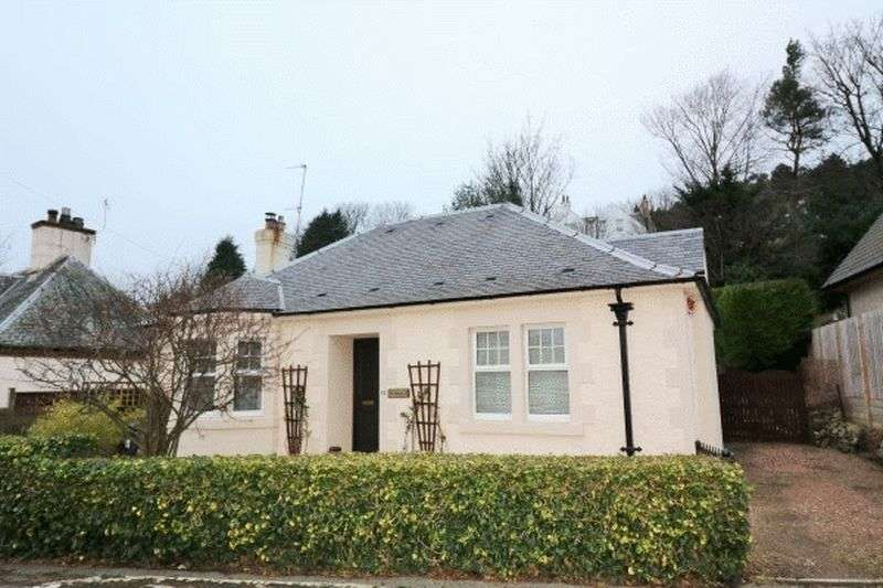 2 Bedrooms Detached Bungalow for sale in NEW - The Bungalow, 12 Park Avenue, Walkerburn