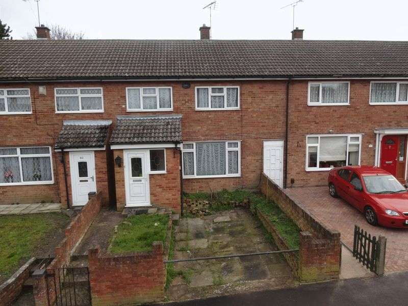 3 Bedrooms Terraced House for sale in Churchfield Road.