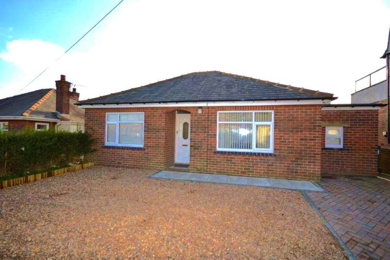 3 Bedrooms Detached Bungalow for sale in Heybeck Lane, Dewsbury, WF12