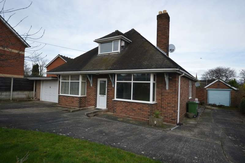 3 Bedrooms Detached Bungalow for sale in Sunningdale, Hadley, Telford, TF1