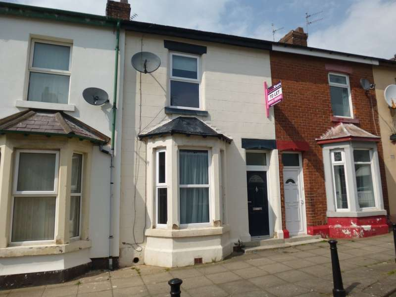 3 Bedrooms Terraced House for sale in Belmont Avenue, Blackpool