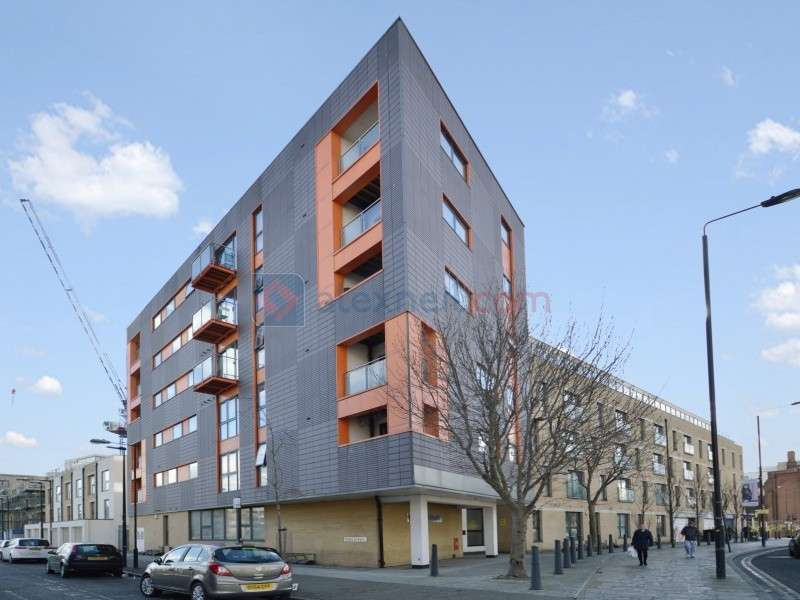 1 Bedroom Flat for sale in Devons Road, Bromley-by-Bow E3