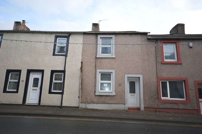 2 Bedrooms Property for rent in Main Street, Cleator, CA23
