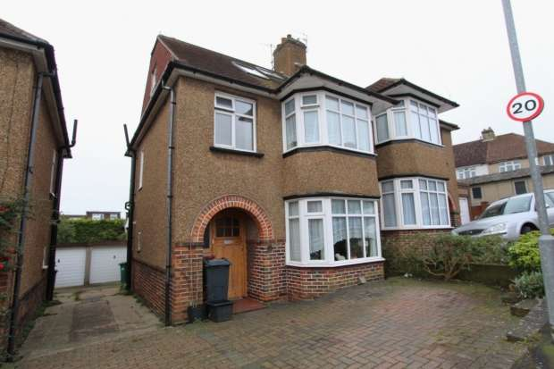 4 Bedrooms Semi Detached House for sale in Sharpthorne Crescent Portslade Brighton