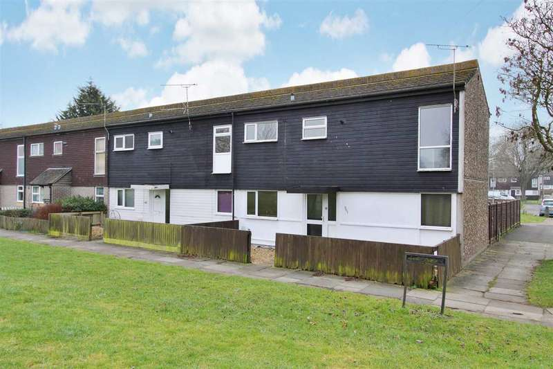 2 Bedrooms End Of Terrace House for sale in Pilgrims Way, Andover