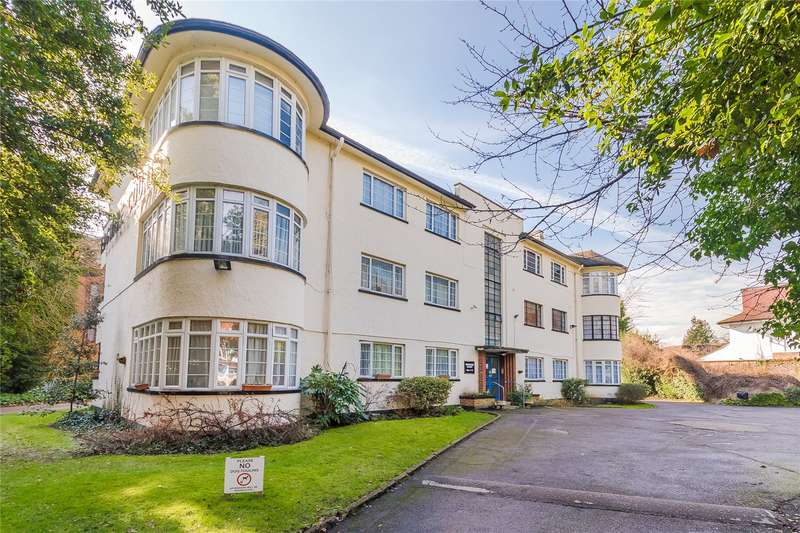 3 Bedrooms Flat for sale in Edgware Court, Edgware, HA8