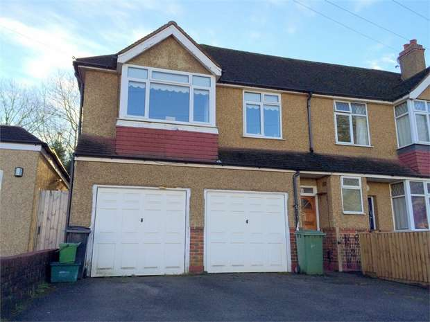 2 Bedrooms Maisonette Flat for sale in Station Avenue, Ewell Village