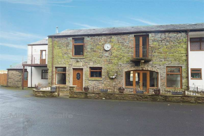 4 Bedrooms Semi Detached House for sale in Burnley Road East, Rossendale, Lancashire
