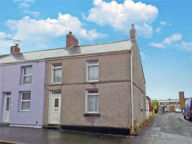 3 Bedrooms End Of Terrace House for sale in Heol Cae Gurwen, Gwaun Cae Gurwen, Ammanford, West Glamorgan