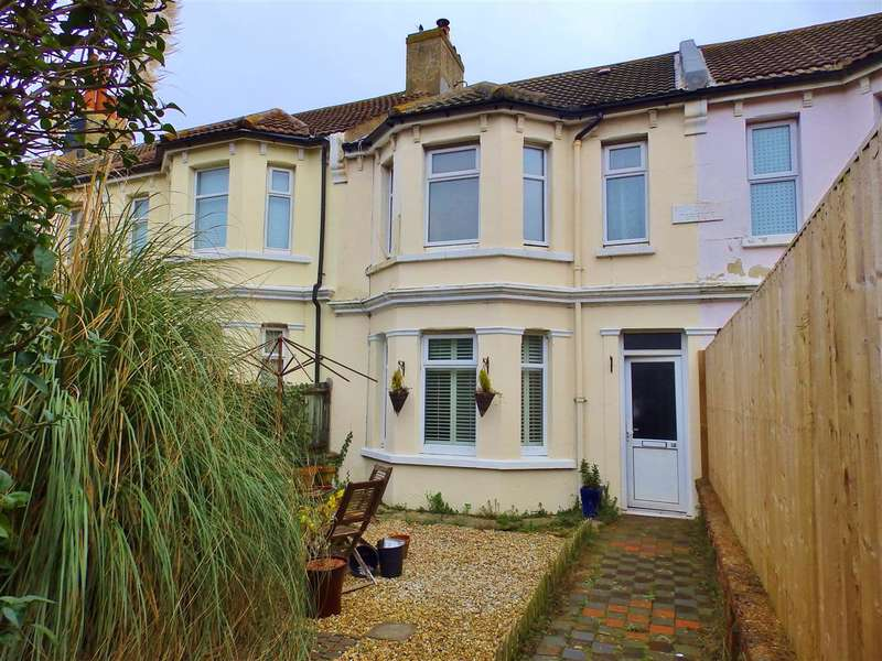 3 Bedrooms Terraced House for sale in Willingdon Road, Eastbourne