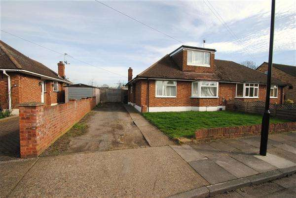 3 Bedrooms Bungalow for sale in Hazelmere Close, Bedfont