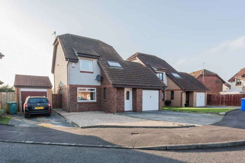 3 Bedrooms Detached Villa House for sale in Coyle Park, Troon, KA10 7LB