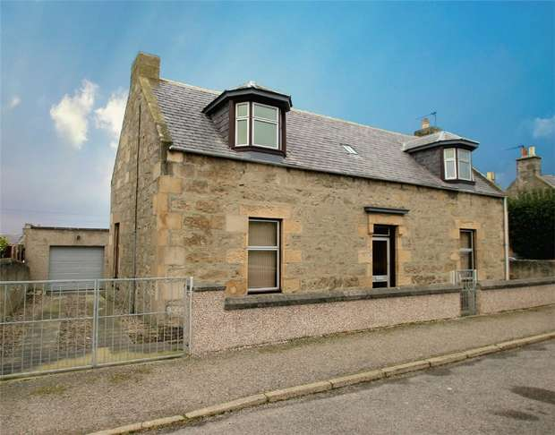 4 Bedrooms Detached House for sale in 35 James Street, Lossiemouth