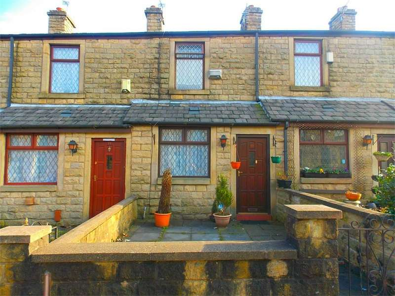 2 Bedrooms Terraced House for sale in Wynne Street, Halliwell, Bolton, Lancashire