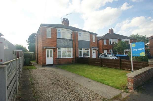 2 Bedrooms Semi Detached House for sale in Ingsway