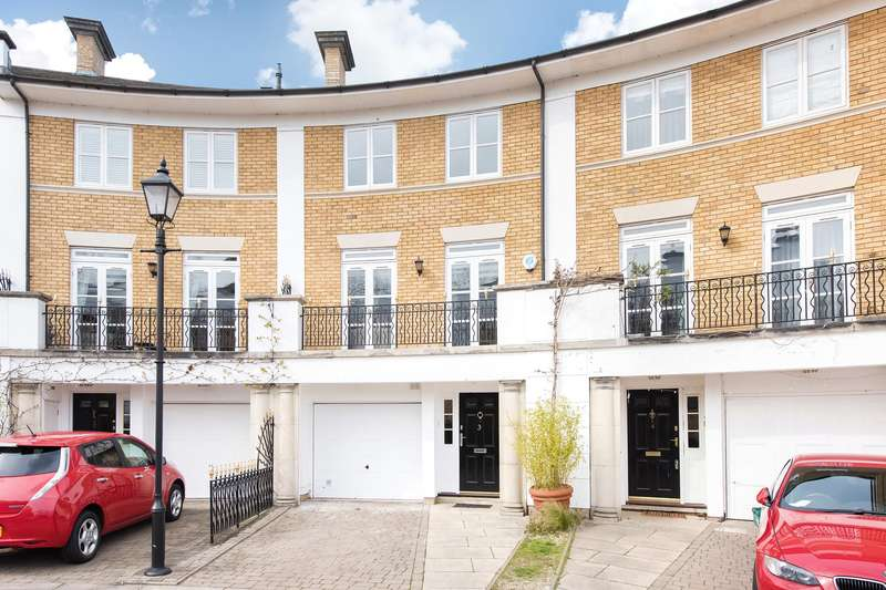 6 Bedrooms House for sale in Thames Crescent, London, W4