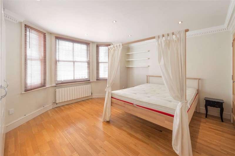 2 Bedrooms Flat for sale in Ladbroke Grove, North Kensington, London, W10