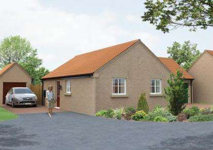 2 Bedrooms Bungalow for sale in Alford, Lincolnshire