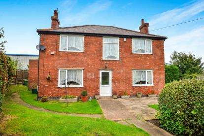 4 Bedrooms Detached House for sale in Belle Vue Lane, Blidworth, Mansfield