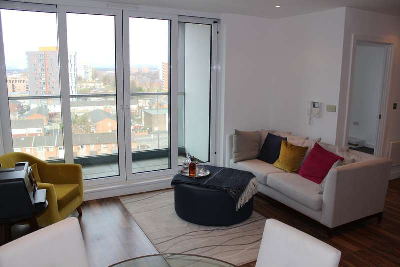 2 Bedrooms Flat for sale in Milliners Wharf, Munday Street, New Islington