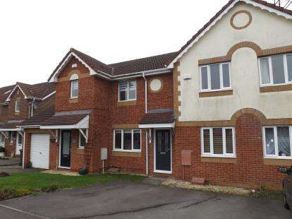 2 Bedrooms Terraced House for sale in Pinkers Mead, Emersons Green, Bristol, South Gloucestershire