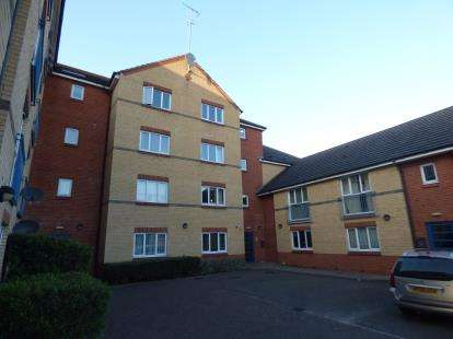 2 Bedrooms Flat for sale in Brunswick House, Corporation Street, Swindon, Wiltshire