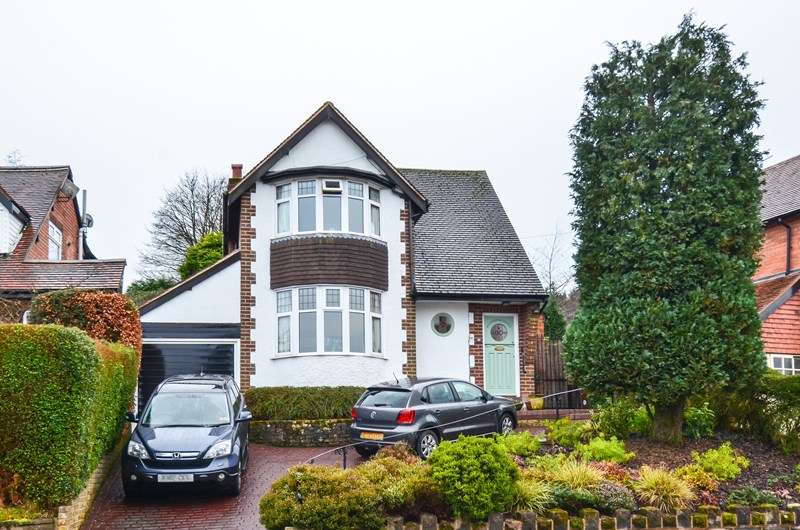 3 Bedrooms Detached House for sale in Reservoir Road, Cofton Hackett
