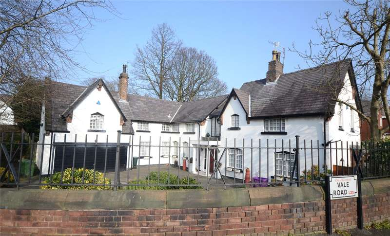 3 Bedrooms Apartment Flat for sale in Woolton Vale Cottages, Vale Road, Woolton, L25