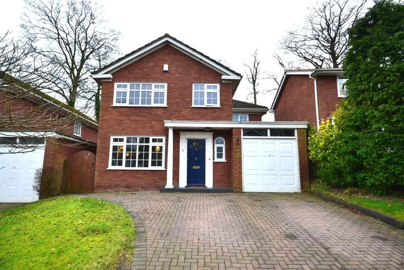 5 Bedrooms Detached House for sale in Huxley Close, Macclesfield