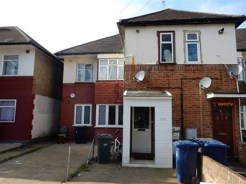 2 Bedrooms Property for sale in Livingstone Road, Southall, Middlesex