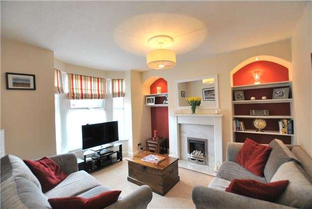 2 Bedrooms Terraced House for sale in Fairhaven Road, CHELTENHAM, Gloucestershire, GL53 7PH
