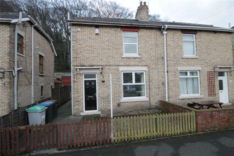 3 Bedrooms Semi Detached House for sale in The Crescent, Shotley Bridge, Consett, DH8