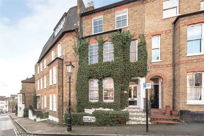 3 Bedrooms Terraced House for sale in New End Square, Hampstead, London, NW3