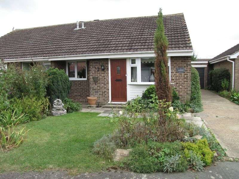 2 Bedrooms Semi Detached Bungalow for sale in Lewis Close, Newport Pagnell