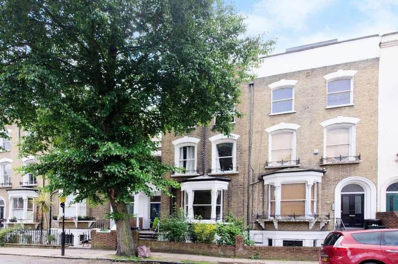 1 Bedroom Flat for sale in Beresford Road, Highbury, N5