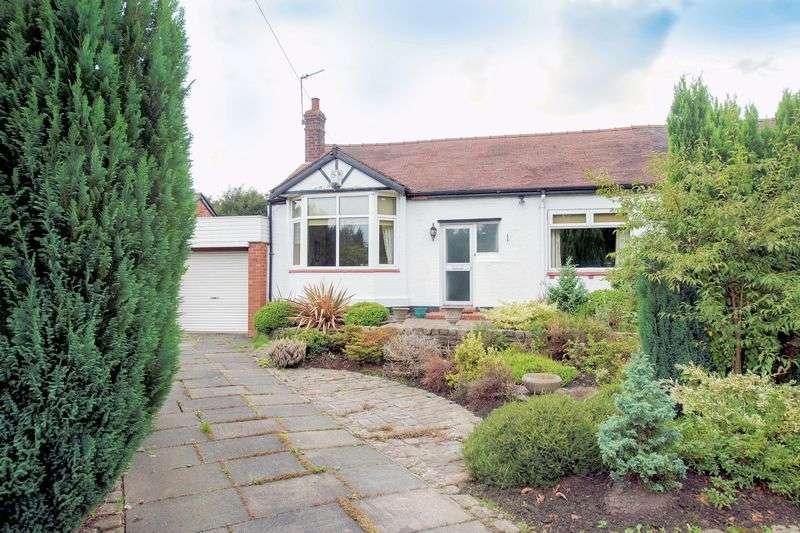 2 Bedrooms Semi Detached Bungalow for sale in Welbeck Road, Worsley