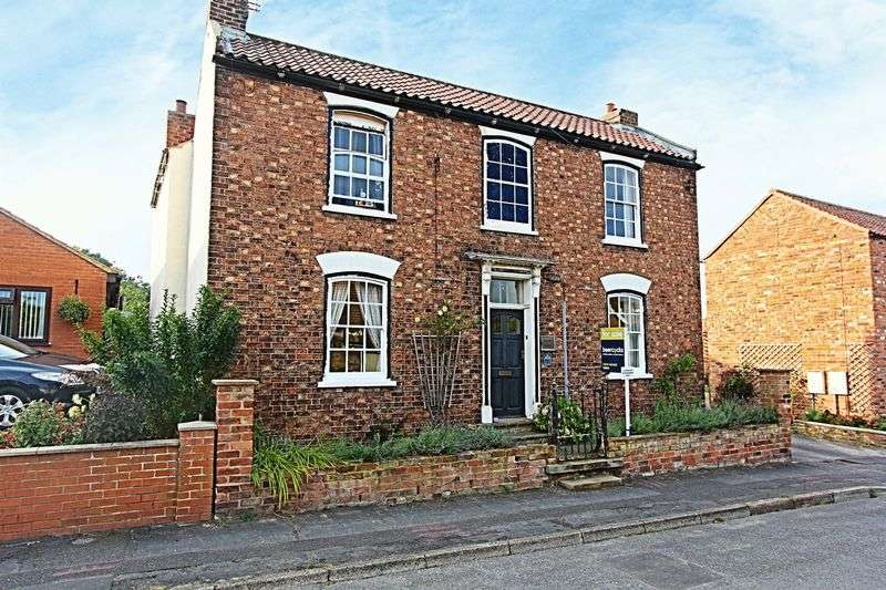 5 Bedrooms Detached House for sale in Cross Street, Barrow-Upon-Humber