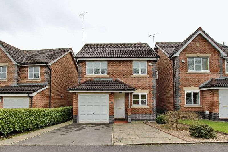 3 Bedrooms Detached House for sale in Matisse Way, Salford 7, Manchester
