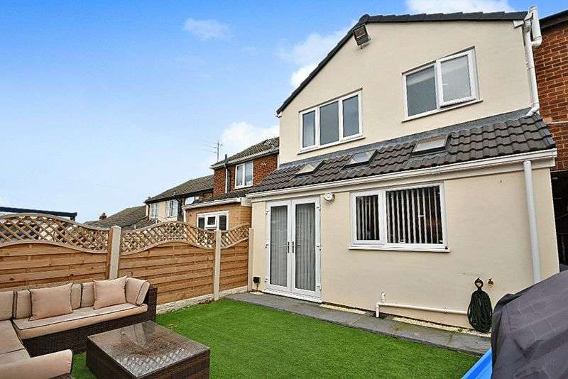 3 Bedrooms House for sale in Calder View, Crigglestone
