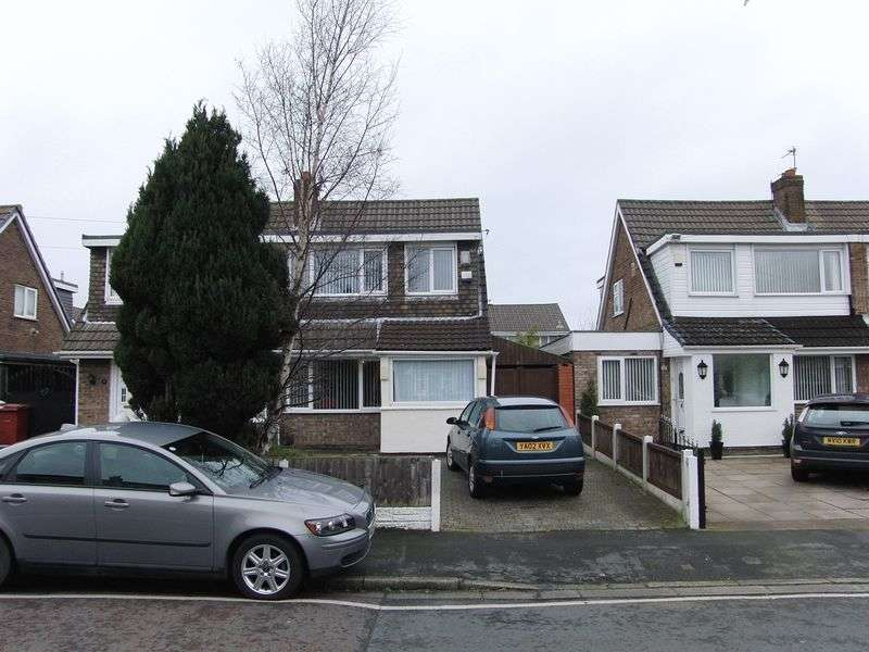2 Bedrooms Semi Detached House for sale in Elizabeth Road, Liverpool