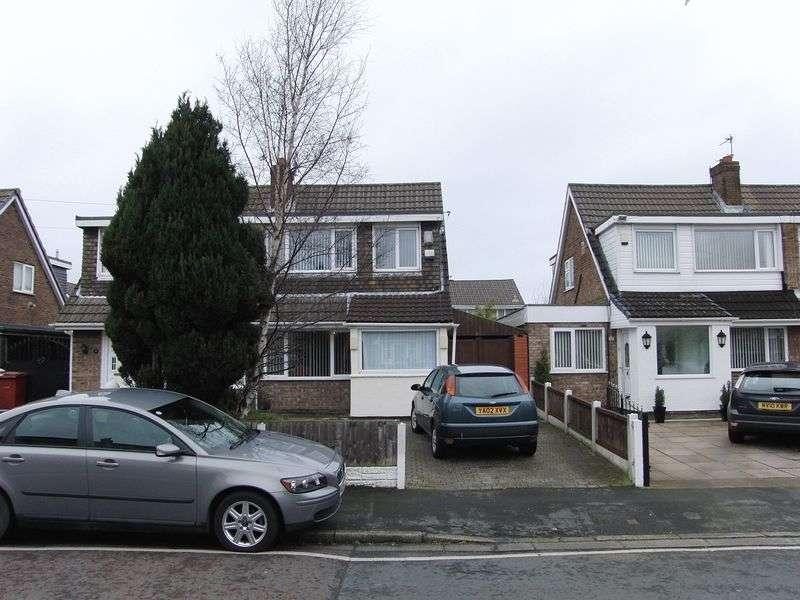 2 Bedrooms Semi Detached House for sale in Elizabeth Road, Liverpool