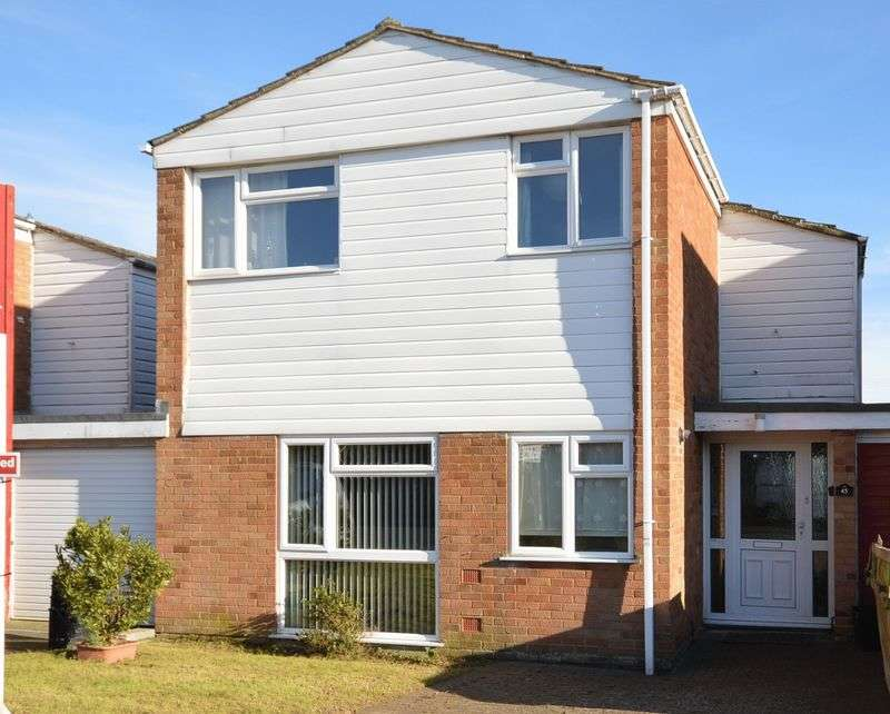 4 Bedrooms Semi Detached House for sale in Haddenham