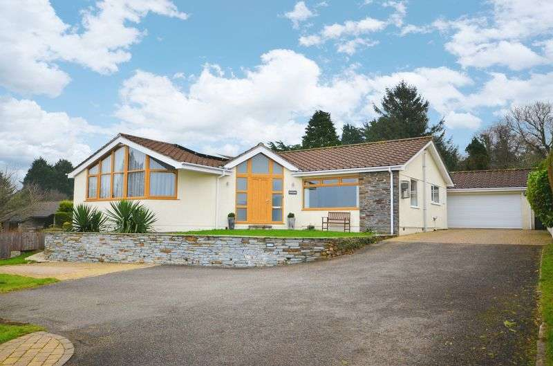 5 Bedrooms Detached Bungalow for sale in Higher Downgate, Callington