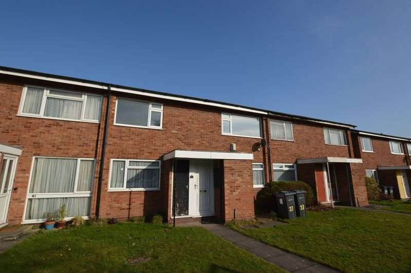 2 Bedrooms Flat for sale in Bickton Close, Birmingham