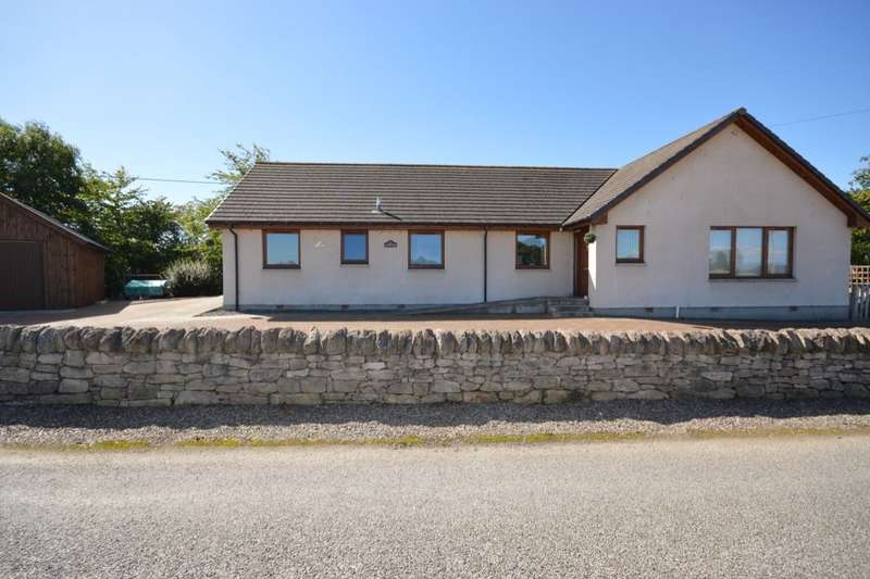 5 Bedrooms Detached Bungalow for sale in Milton Of Culloden South, Inverness, IV2