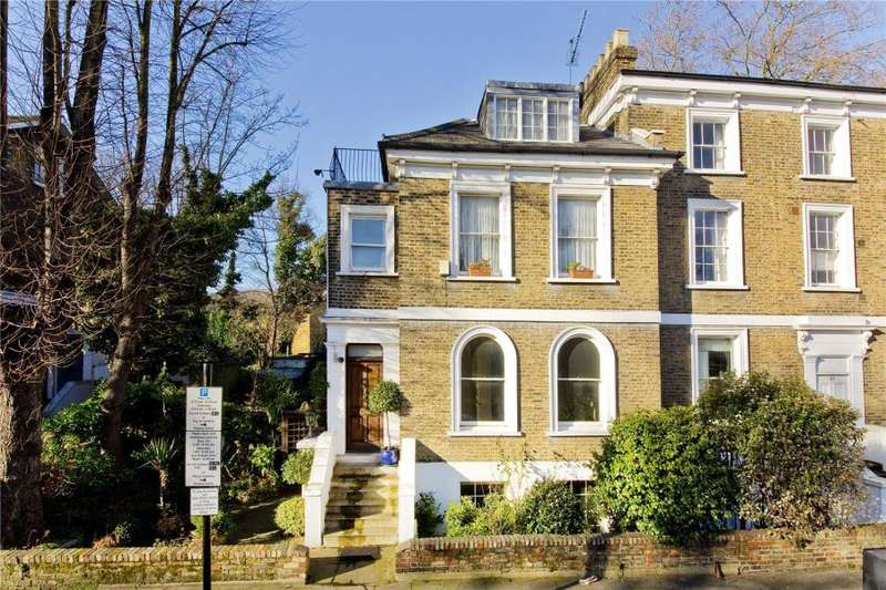 5 Bedrooms House for sale in Canonbury, N1