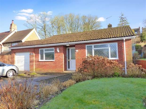 2 Bedrooms Detached Bungalow for sale in Lower Marsh Road, Warminster