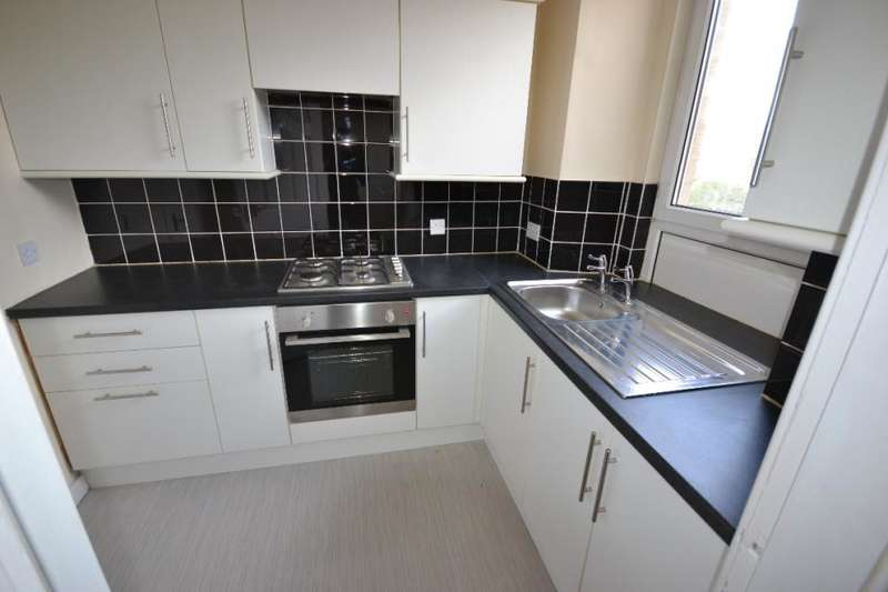 2 Bedrooms Maisonette Flat for sale in 5/7, Laidlaw Terrace Hawick, TD9 9QX