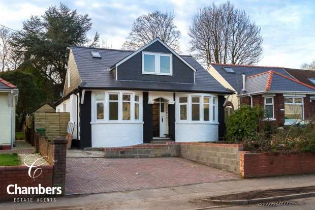 4 Bedrooms Bungalow for sale in Pantmawr Road, Whitchurch, Cardiff, CF14
